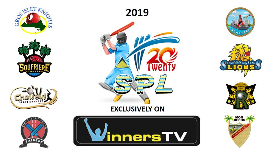 Catch all the 2019 SPLT20 Tournament action on Winners TV. FLOW Channels 41 & 126.
